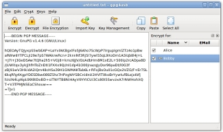 gpg4usb 0.2.2 (Linux)